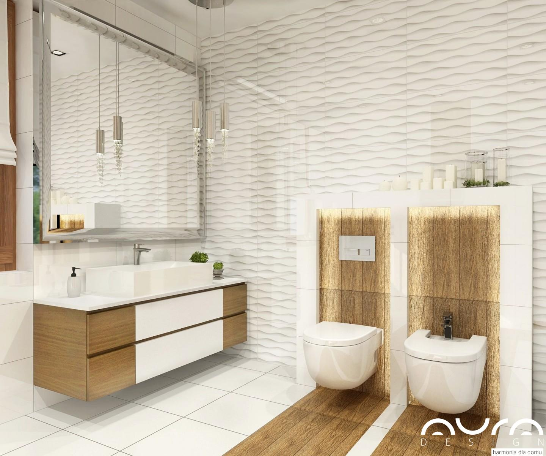 łazienka by Auradesign.pl