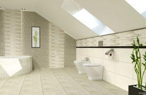 łazienka w stylu klasycznym by Auradesign.pl