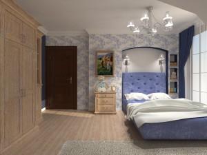pokój nastolatki w stylu prowansalskim
