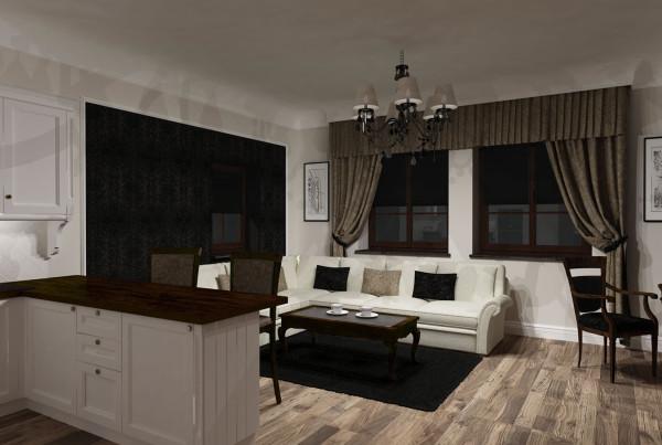 apartament w stylu angielskim