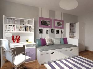 pokój dla nastolatki