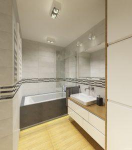 łazienka w Kruszwicy 1