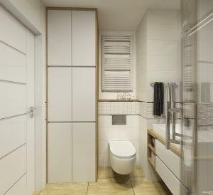 łazienka dla dzieci by Auradesign.pl