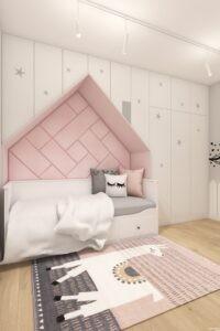 pokój dla dziewczynki 1